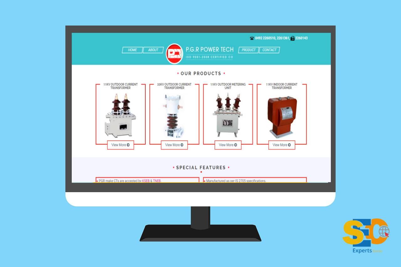 Website Design Company Thrissur Seo Experts Kerala